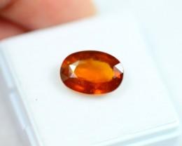 NR Lot 15 ~ 4.59Ct Natural Orange Color Spessartite Garnet