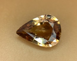 2.30 Crt Natural Zircon Faceted Gemstone (R 122)