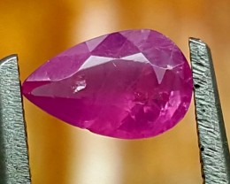 0.35CT UNHEATED RUBY BEST QUALITY GEMSTONE IGC103