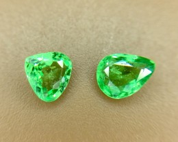 0.30 Crt Natural Tsavorite Faceted Gemstone (933)