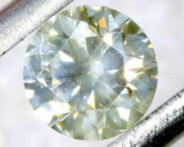 0.85 CTS WHITE DIAMOND FACETED SD- KOA-5
