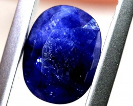 1.82 CTS  CERTIFICATE SAPPHIRE FACETED GEMSTONE TBM- KOA-10