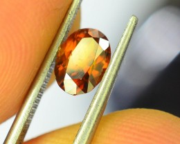 1.35 ct Natural Top Color Bastnasite Collector's Gem