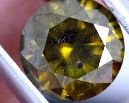 ---certified--- 2.236 CTS INTENSE BROWNISH YELLOW DIAMONDS SD- KOA-39
