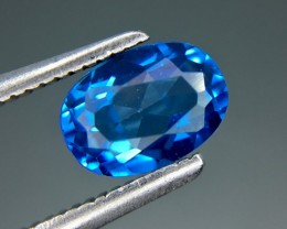 1.14 Cts Awesome Topaz Excellent Luster & Color ~ Kj68