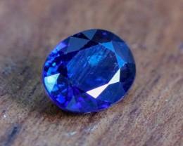 1.29 CTS CERTIFIED UNHEATED BLUE SAPPHIRE -MADAGASCAR[27111729]SA