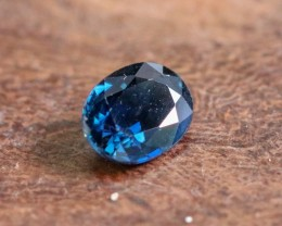 1.47 CTS CERTIFIED  BLUE SAPPHIRE -MADAGASCAR[27111730]SA