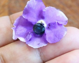 0.95 CTS UNHEATED BLUE SAPPHIRE -MADAGASCAR[SAP571]