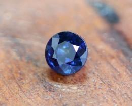 0.90 CTS UNHEATED BLUE SAPPHIRE -MADAGASCAR[SAP580]