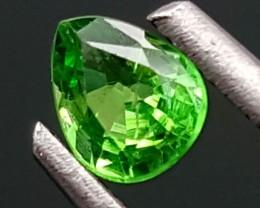 0.25Crt Tsavorite Garnet Best Grade Gemstones JI 172