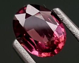 0.95Crt Grape Garnet Best Grade Gemstones JI 172