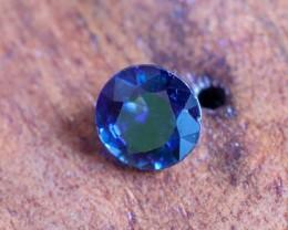 0.70 CTS  BLUE SAPPHIRE -MADAGASCAR[SAP589]