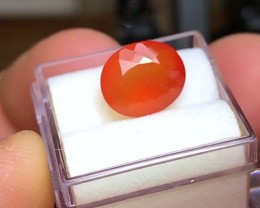 2.90 cts FANTA ORANGE FIRE OPAL !!