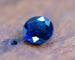 0.75 CTS UNHEATED BLUE SAPPHIRE -MADAGASCAR[SAP591]
