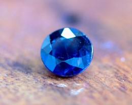 0.65 CTS UNHEATED BLUE SAPPHIRE -MADAGASCAR[SAP595]2