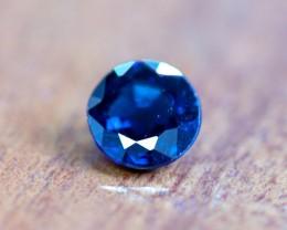 0.75 CTS UNHEATED BLUE SAPPHIRE -MADAGASCAR[SAP597]2