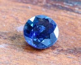 0.80 CTS UNHEATED BLUE SAPPHIRE -MADAGASCAR[SAP599]