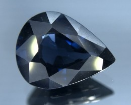 1.88 CT NATURAL BLUE SPINEL HIGH QUALITY GEMSTONE S10