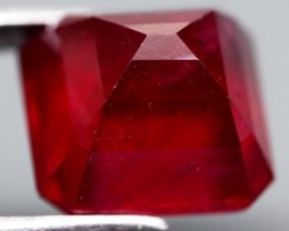 Top Quality Blood Red Ruby 5.53 Cts Mozambique Gem