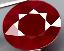 Top Quality Blood Red Ruby 9.67 Cts Mozambique Gem
