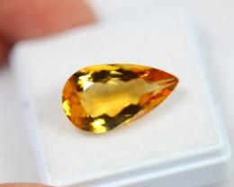 Lot 03 ~ 7.57Ct Natural VS Clarity Golden Color Citrine