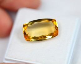 NR Lot 10 ~ 6.85Ct Natural VS Clarity Golden Color Citrine