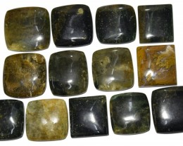 510.75 CT BEAUTIFUL MOSS AGATE WHOLESALE LOT (NATURAL+UNTREATED)