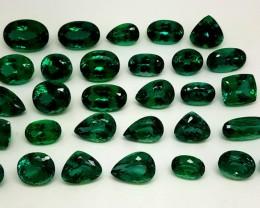 1000 Crt Top Green Spodumene Parcel Gemstones