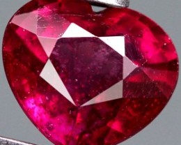 Top Quality Blood Red Ruby 2.12 Cts. Burma Gem