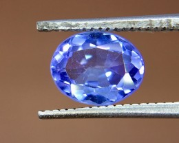 1.30 Crt Natural Tanzanite Faceted Gemstone (R 125)