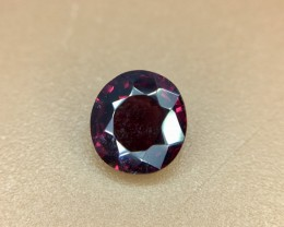 0.75 Crt Natural Red Spinel Faceted Gemstone (R 125)