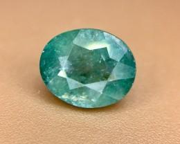 1.35 Crt Natural World Rare Grandidierite Faceted Gemstone (936)