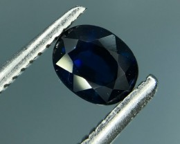 0.55 CT NATURAL BLUE SAPPHIRE HIGH QUALITY GEMSTONE S11