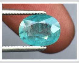 Rare Clarity 1.92 Cts Grandidierite World Class Rare Gem ~ Madagascar Kj69