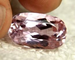17.50 Carat VVS Pink Himalayan Kunzite - Superb