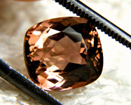 4.38 Carat African VS Champagne Tourmaline - Gorgeous