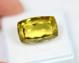 Lot 07 ~ 18.84Ct Natural VS Clarity Yellow Color Lemon Quartz