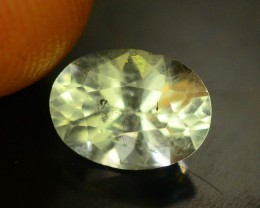 1.75 ct Natural Rare Pollucite Collector's Gem