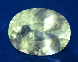 2.05 ct Natural Rare Pollucite Collector's Gem