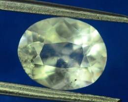 1.50 ct Natural Rare Pollucite Collector's Gem