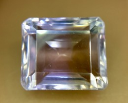 12.15 Crt Natural Ametrine Faceted Gemstone (R 126)