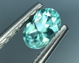 0.61 CT NEON APATITE HIGH QUALITY GEMSTONE S12