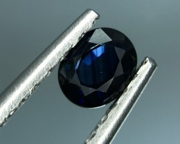0.71 CT NATURAL BLUE SAPPHIRE HIGH QUALITY GEMSTONE S12