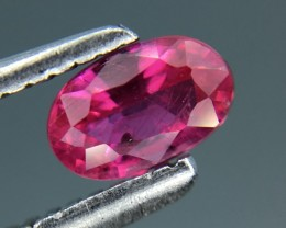 Untreated Ruby Awesome Color ~ Mozambique Kj71