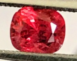 Bright Reddish Orange Spinel - Vietnam