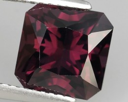 4.15 Cts GENUINE NATURAL ULTRA RARE LUSTER INTENSE PURPLE-PINK SPINEL