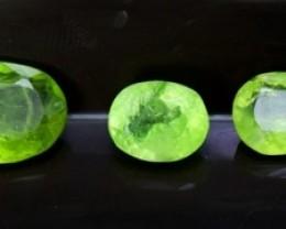 No - Reserve 27.55 ct Natural Olivine Green Natural Peridot Gemstone Parcel