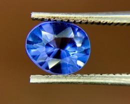 0.80 CT Natural Tanzanite Beautiful Faceted Gemstone S6