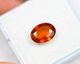 Lot 02 ~ 2.89Ct Natural Orange Color Spessartite Garnet