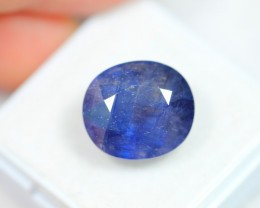 Lot 19 ~ 12.21Ct Natural Ceylon Blue Color Sapphire